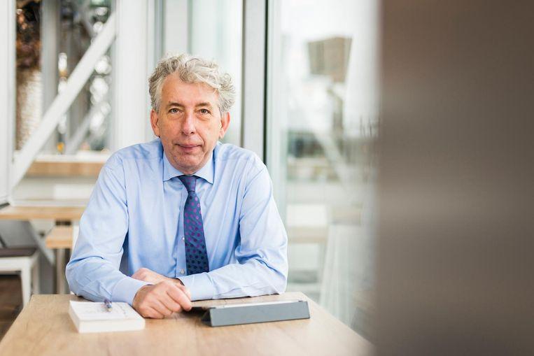 Eduard Nazarski, directeur Amnesty International Nederland. Beeld