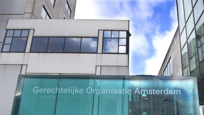 Rechtbank in Amsterdam