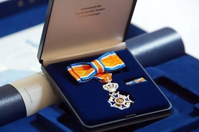 Twee koninklijke onderscheidingen in gemeente Zundert