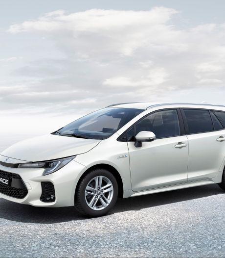 Alwéér een Toyota van Suzuki: nieuwe Swace is eigenlijk een Corolla