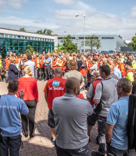 Gemist? Foutje met luchtalarm in Flevoland, Scania-personeel gaat toch weer staken