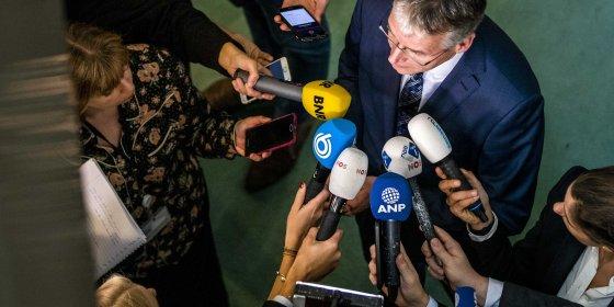 Slob draait geldkraan Haga Lyceum dicht; bestuur ziet nog geen reden tot paniek