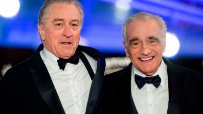 """Martin Scorsese en Robert de Niro zien toekomst film somber in: """"De cinema van het verleden heeft afgedaan"""""""