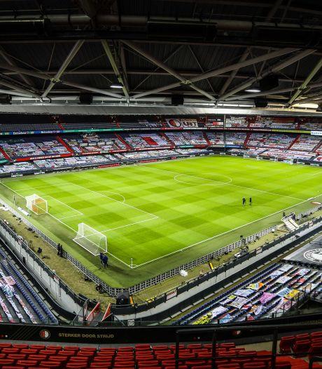 Hoe Jan Boskamp en 35.000 anderen Feyenoord in lege Kuip toch steunen tegen AZ