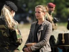 Tranen bij de laatste parasprong van Slag om Arnhem veteraan Morgan
