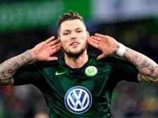 VfL Wolfsburg dankt opnieuw goudhaantje Ginczek