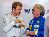 De Rosbergjes deden samen een rondje