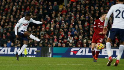 Wondergoal Wanyama, pareltje Salah en twee dubieuze penalty's voor Kane: slotfase Liverpool - Tottenham had álles