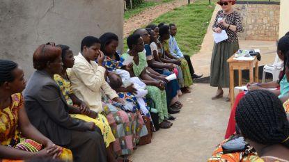 Soroptimisten zetten hulp in Rwandees dorpje verder
