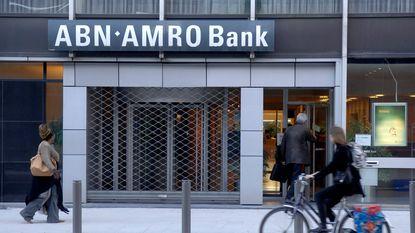 Economische neergang drukt winst ABN Amro