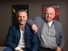 Vader en zoon Kuipers: heel verschillend, maar toch ook niet: 'Vroeger was één ding belangrijk: werk'