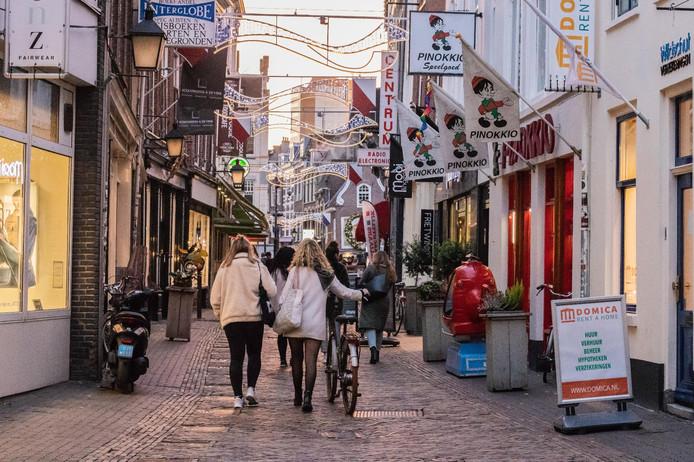 De Vinkenburgstraat  in Utrecht.