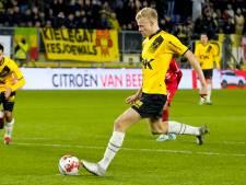 FC Utrecht op de tribune voor NAC-talent Van Hecke