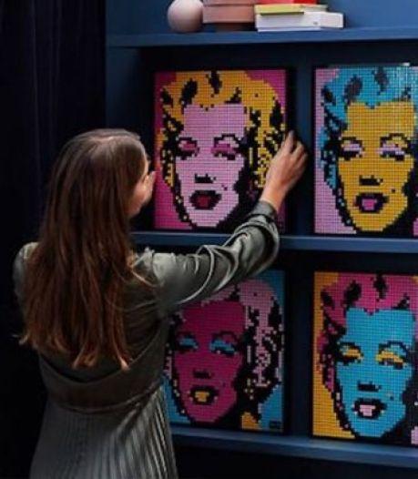 LEGO lance une gamme pour les adultes, appelée Art LEGO