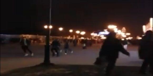 Paniek bij bezoekers van Disneyland Parijs na verdachte geluiden.