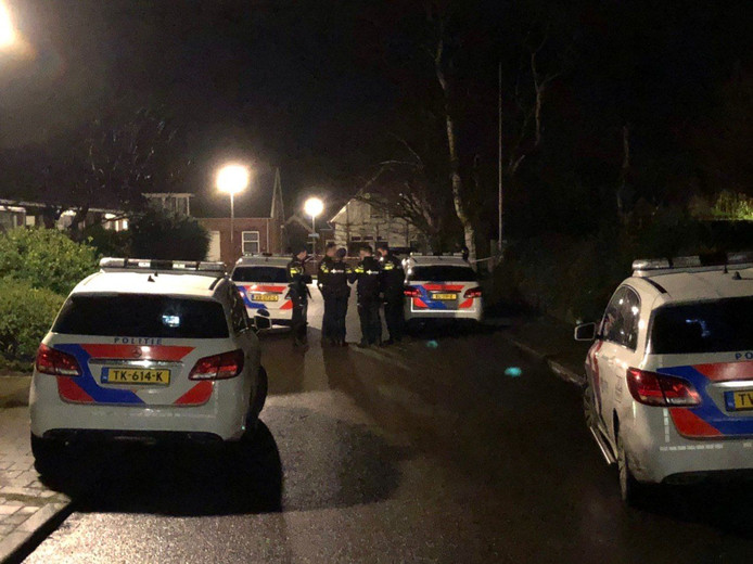 Incident Eibergen, politie kogelwerende vesten