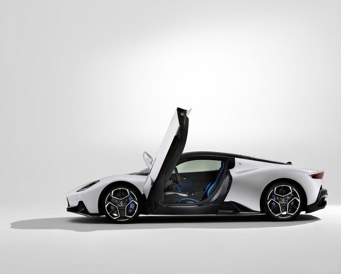 Met de MC20 hoopt Maserati weer de goede weg in te slaan.