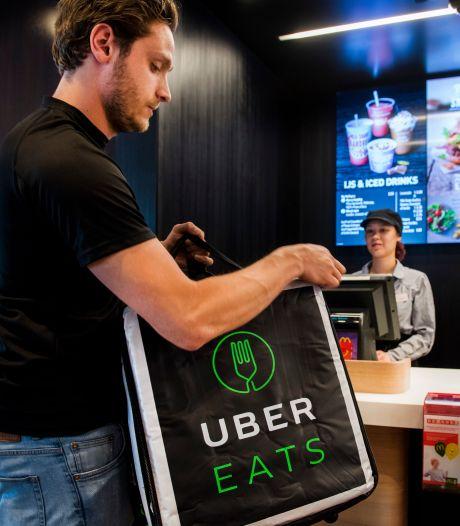 Uber Eats bezorgt vanaf donderdag ook in Dordrecht