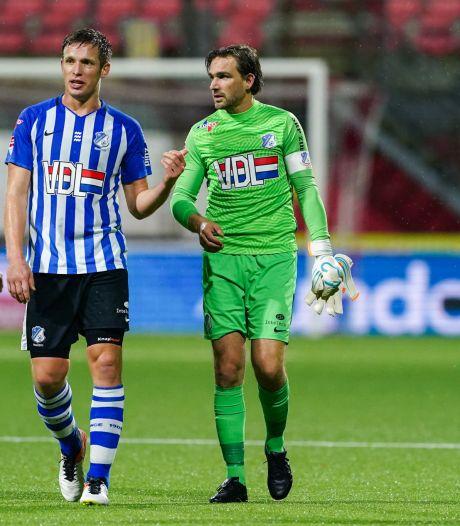 Aanvoerder Swinkels: 'Woorden Lex Immers (NAC) moeten FC Eindhoven triggeren'