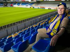 Hein (87) is RKC-fan forever. Maar nu even niet