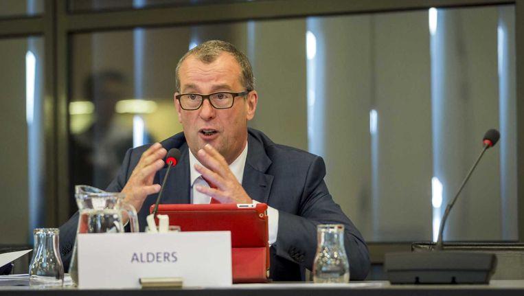Hans Alders. Beeld anp