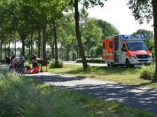 Duitse ambulance ingezet voor ongeluk in Dinxperlo