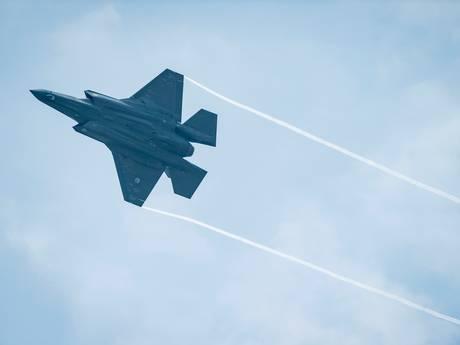 Vliegoefeningen van Defensie boven Twente
