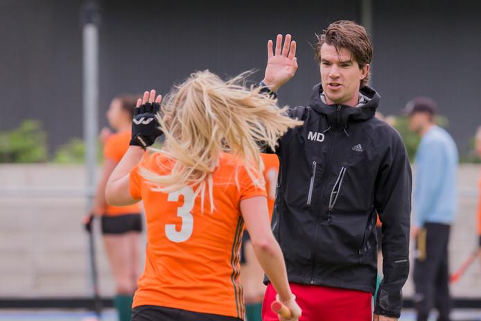 """Mark Dekker: ,,Ik heb als coach al dingen meegemaakt die ik als speler nooit zou hebben gehaald."""""""