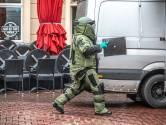 Beelden van granaatplaatser café Bruut in Zwolle vanavond in Opsporing Verzocht
