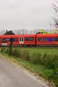 Geen treinen door aanrijding met persoon in Wehl