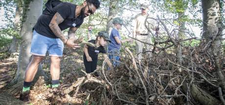 Minicursus bushcraft in Almelo: je thuis voelen in de natuur