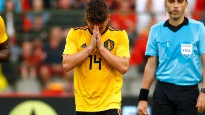"""""""Dries Mertens weigert contract portretrechten te tekenen"""""""