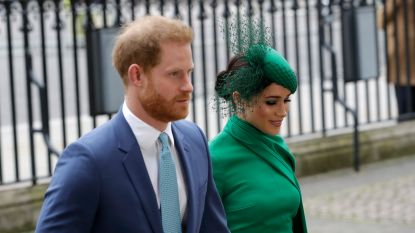"Zo denken Harry en Meghan over de Megxit: ""Onnodig wreed"""