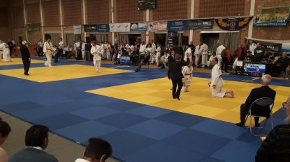 Kruim van nationale en internationale G-judo verzamelt in 't Kapelleke