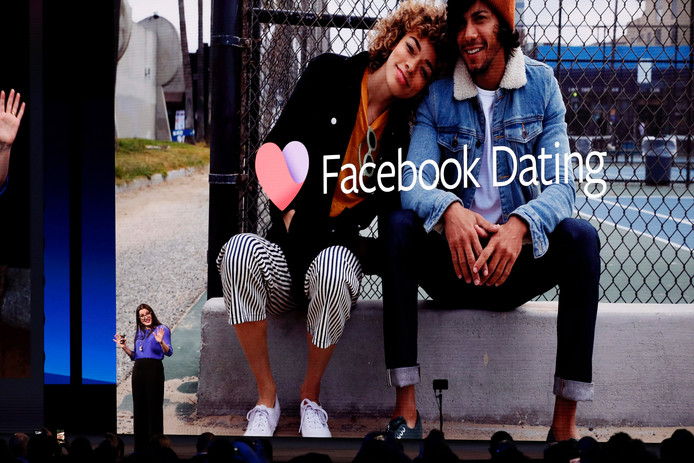 Facebook stort zich op de datingmarkt.