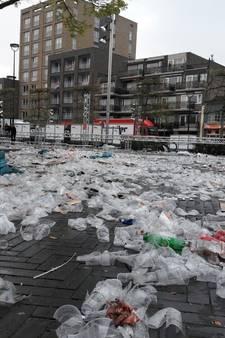 VIDEO: Grote schoonmaak in Tilburgse binnenstad