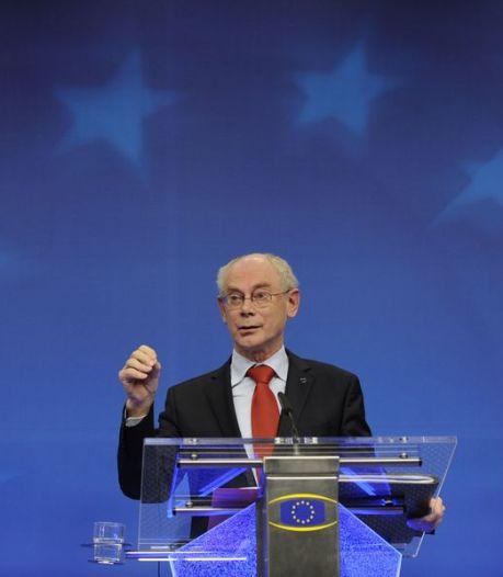 L'Europe appelle à mettre en oeuvre l'accord conclu à Kiev