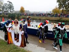 Sint komt gewoon weer per boot naar Eindhoven