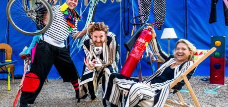 De Ashton Brothers stoppen met circusfestival Ashtonia: 'Afscheid nemen doet pijn'