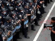 New York réduit le budget de sa police d'un milliard de dollars