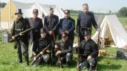 Soldaten slaan kamp op in Fort Liefkenshoek