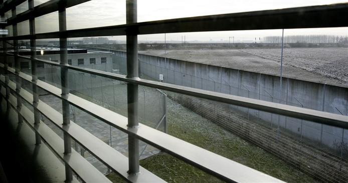 De penitentiaire inrichting in Lelystad