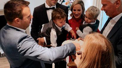 'Mol' Pieter doopt zoontje van opvolgster Elisabet