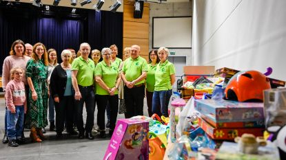Gezinsbond steunt OCMW met speelgoedbeurs: wat niet verkocht is, mag dienen voor eindejaarsfeest