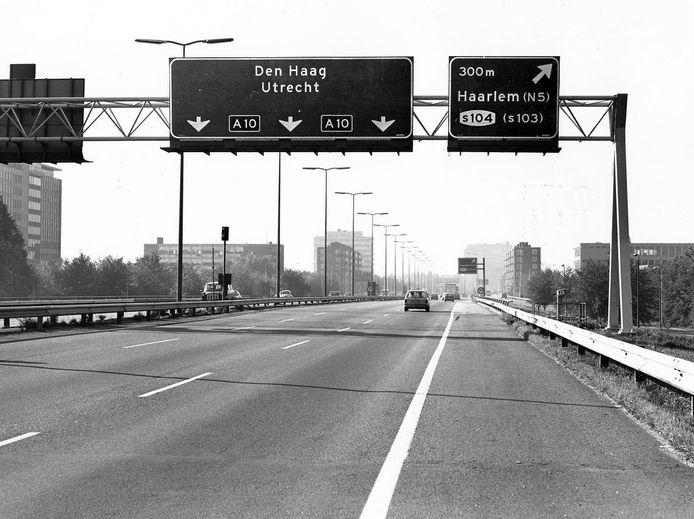 Lege snelwegen, zelden files. Zo was het begin jaren 80 van de vorige eeuw.