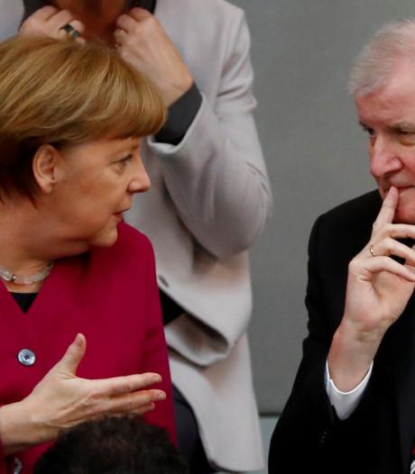 Spanningen binnen Duits parlement: fracties niet meer samen door een deur