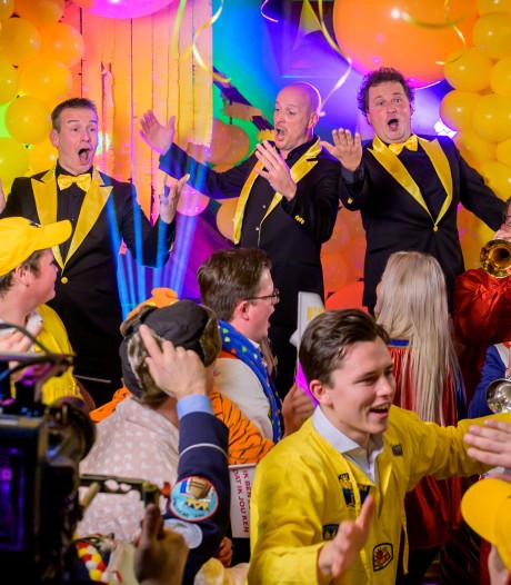 Feestteam en Jumbobaas Frits van Eerd scoren met traditionele carnavalsklanken: Fan van Jou
