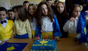 Precies tien jaar geleden verklaarde Kosovo zich onafhankelijk, maar het land staat er beroerd voor