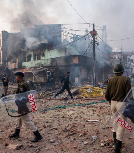 Vijf doden en tientallen gewonden bij protesten in India