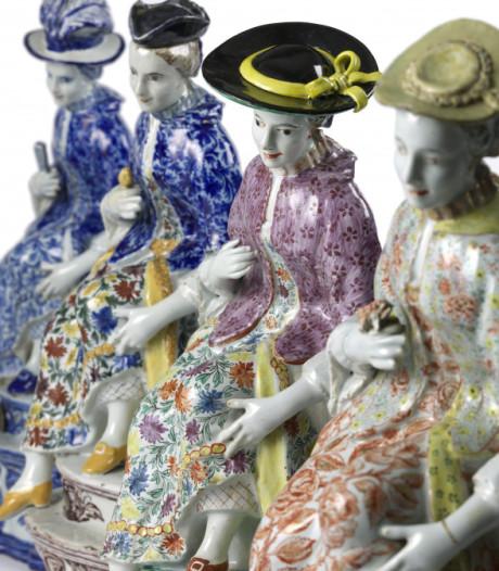 Gemeentemuseum krijgt grootste privéverzameling Delfts aardewerk in bruikleen